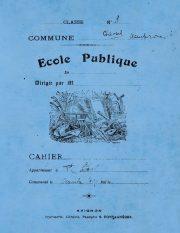 Cahier Testament du facteur Cheval