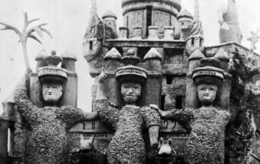 Les statues du palais