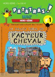 Patatras Mag Le Facteur Cheval