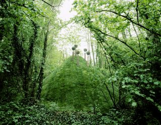 Temple de la nature - Nils UDO