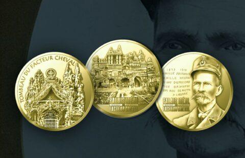 Les nouvelles médailles de la Monnaie de Paris