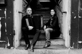 Lionel Suarez & Clotilde Courau